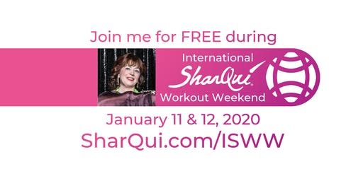 International SharQui Workout Weekend with Aleesa