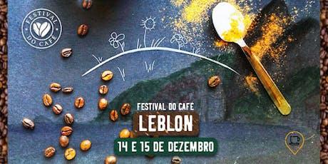 Festival do Café - LEBLON ingressos