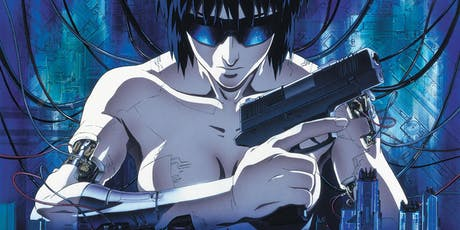 Screening of Japanese anime classic GHOST IN THE SHELL tickets