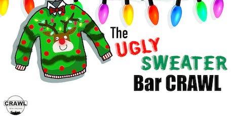 The UGLY Sweater Bar Crawl - New Orleans tickets