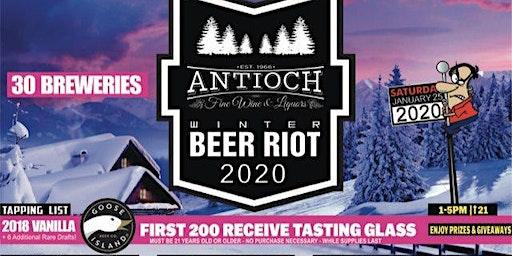 2020 Winter Beer Riot!