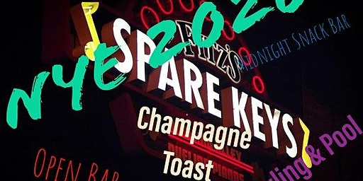 Fitz's Spare Keys NYE Bash 2020
