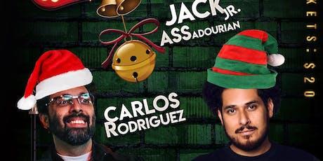 Jingle Ball Comedy Jam entradas