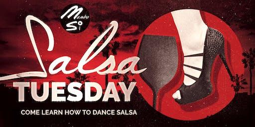 Salsa Tuesday Ft. DJ Tony Banks