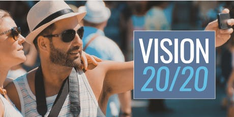 VISION 20/20 CREATING A CLEAR VISION FOR YOUR HEALTHY FUTURE tickets