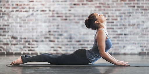 FITNESS: Yoga with Brittany