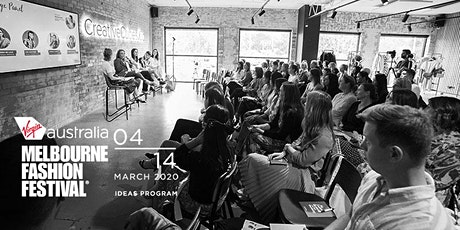 FUTURE OF FASHION - VAMFF IDEAS PROGRAM 2020 - Hosted by Fashion Equipped tickets