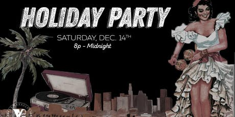 The V cut Holiday Party tickets