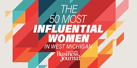 GRBJ's The 50 Most Influential Women in West Michigan 2020 tickets