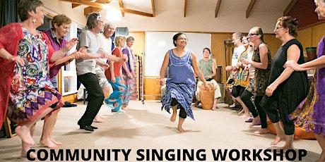 Community Singing Workshop tickets