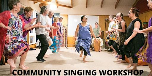 Community Singing Workshop