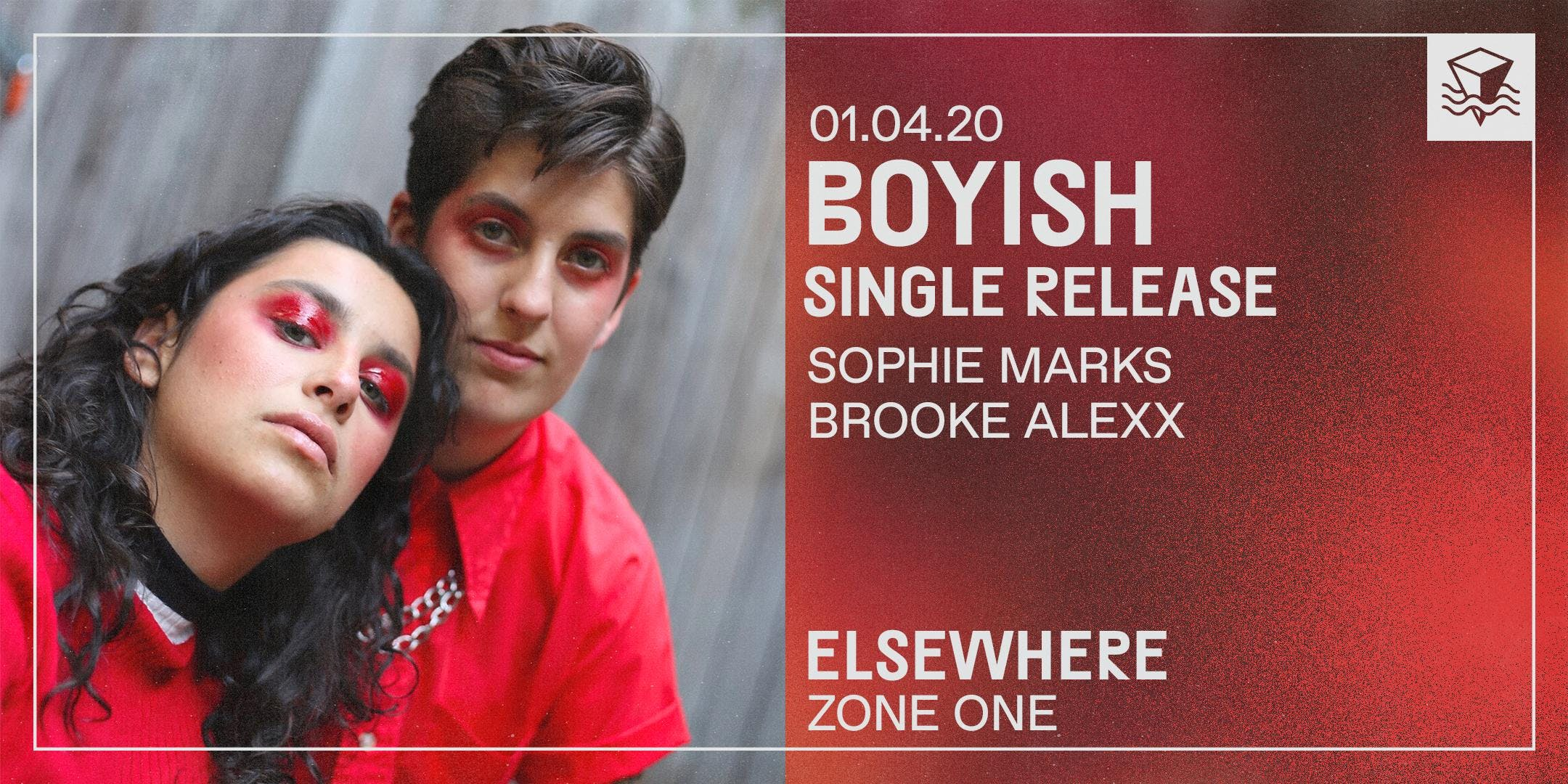 Boyish (Single Release!)