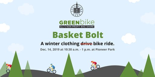 Basket Bolt: Winter Clothing Bike Ride