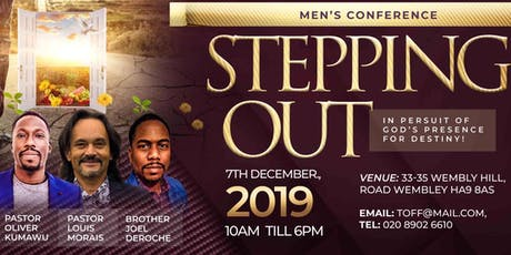 BKIM 2019 Men's Conference: Stepping Out tickets