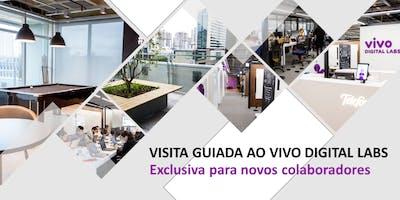 Tô Na Vivo: Visita Vivo Digital Labs 2020