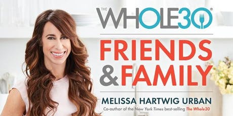 Melissa Hartwig Urban with  with Dr. Will Cole - Whole30 Friends & Family tickets