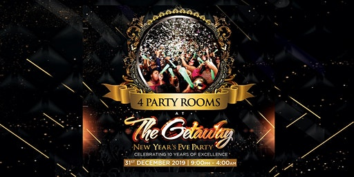 The Getaway New Year's Eve Experience | Penta Hotel