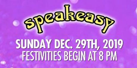 Speakeasy's Renowned B.A.R.E.N.Y.E. Party 2019 tickets