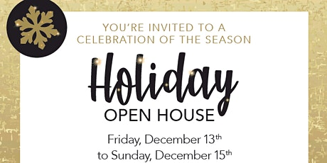 Liberty Travel's Holiday Open House tickets