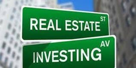 Rich With Ross: Intro to Real Estate Investing Workshop tickets