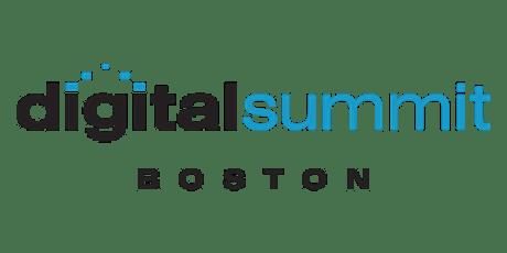 Digital Summit Boston 2020: Digital Marketing Conference tickets