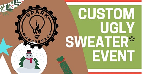 Custom Ugly Sweater Event
