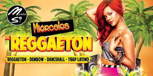 Miercoles De Reggaeton Ft. DJ Tony Banks