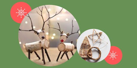 Natural Christmas Crafts tickets