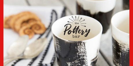 Paint your own pottery at Surf Cafea! tickets
