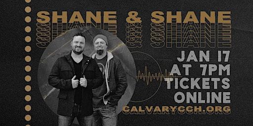 Shane & Shane in Concert