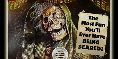 35mm screening of George Romero & Stephen King classic CREEPSHOW