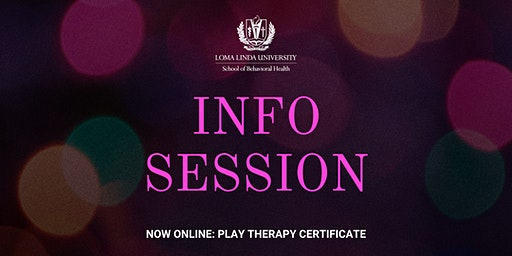 Info Session: Play Therapy Certificate