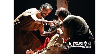 La Pasión Huesca entradas
