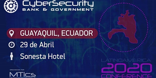 Cybersecurity Bank, Business & Government Guayaquil