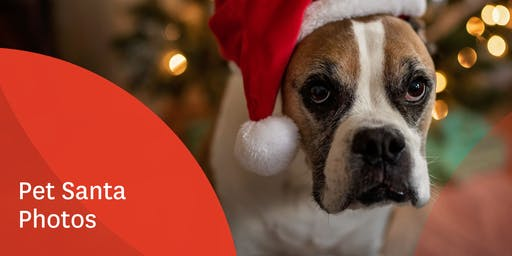 Stockland Traralgon Pet Santa Photos