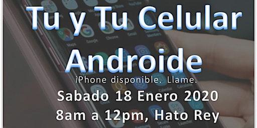 Tu Y Tu Celular Androide