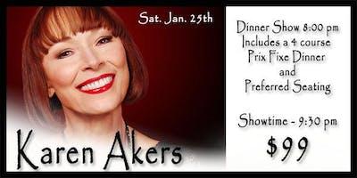 Karen Akers - 1/25