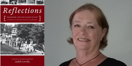 "Judy Linville - ""Reflections: Staatsburg - Not Just a Place to Live"" tickets"