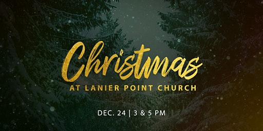 Christmas Eve at Lanier Point