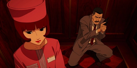 35mm Screening of Satoshi Kon anime classic PAPRIKA tickets
