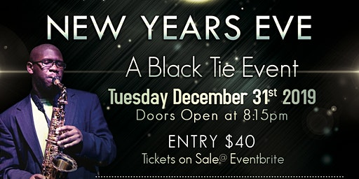 A Black Tie Event