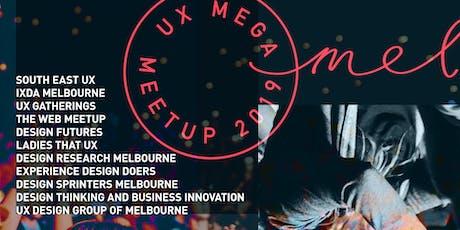 UX Mega Meetup 2019 Wrap Up tickets
