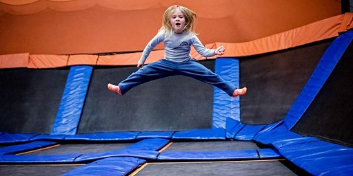 Jump Around at Skyzone Trampoline Vaughan