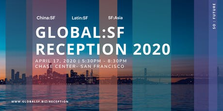 GlobalSF Reception 2020 tickets