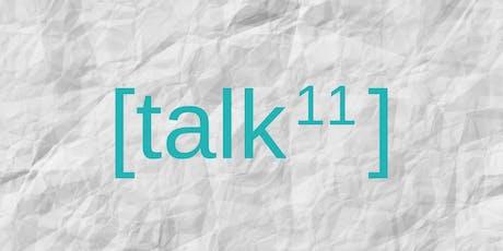 Talk11 Mississauga tickets