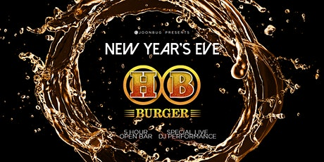 HB Burger Times Square tickets