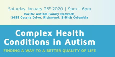 Complex Health Conditions in Autism tickets