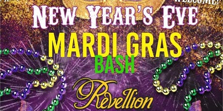 NEW YEAR'S EVE / MARDI GRAS BASH billets