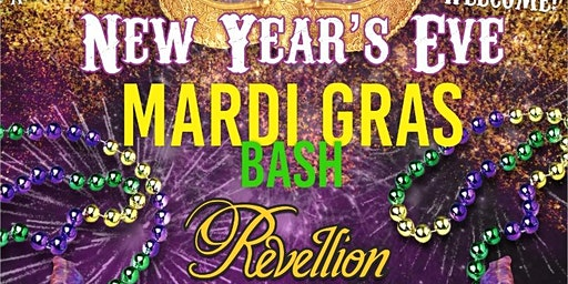 NEW YEAR'S EVE / MARDI GRAS BASH