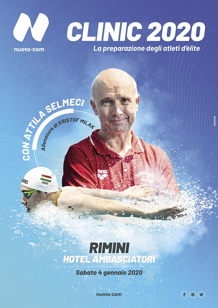 Immagine Nuoto•com Clinic 2020 con Attila Selmeci